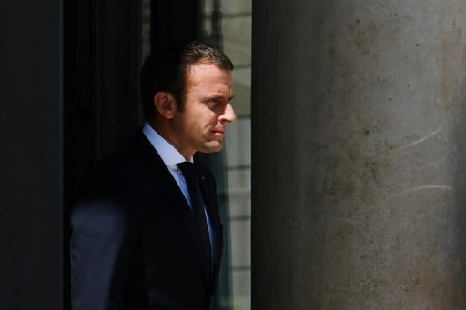 Déficits et réforme du travail: pour Macron, le plus difficile commence