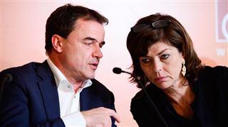 La crise politique s'enlise à Bruxelles? Lutgen refuse de laisser tomber Milquet comme le réclame Défi 3