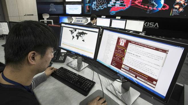 Une cyberattaque de grande ampleur se répand dans le monde