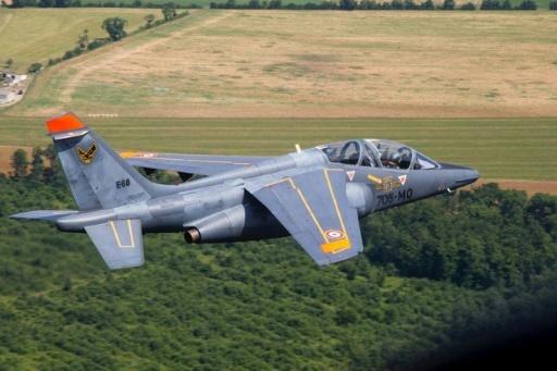 Un général utilisait un Alphajet pour ses déplacements personnels — Armée de l'Air
