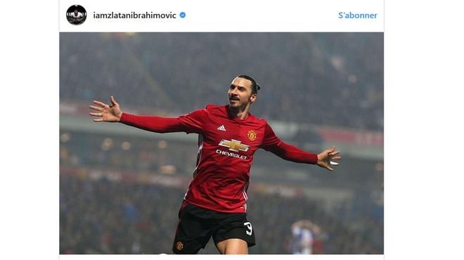 Mercato - Manchester United : Ibrahimovic fait ses adieux à sa manière
