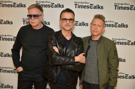 Depeche Mode reviendra pour deux dates en France cet hiver