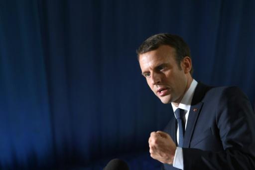 Ce lundi, Emmanuel Macron sera face au Congrès