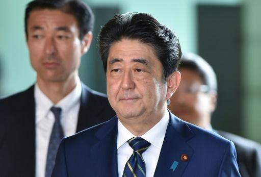 Shinzo Abe prend acte du revers électoral de son parti à Tokyo