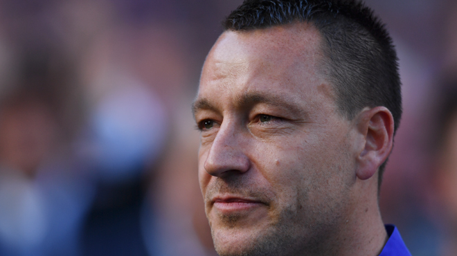 John Terry a signé à Aston Villa — Mercato