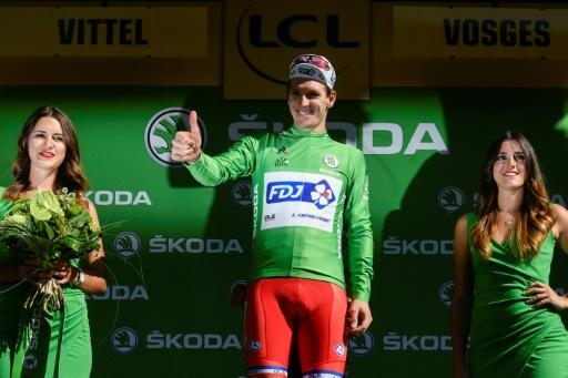 Démare démarre enfin sur le Tour — Tour de France