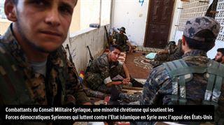 L'EI commence à perdre des quartiers dans Raqa, sa capitale en Syrie