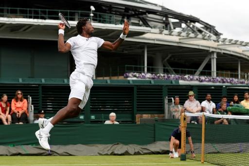 Qualifié pour les 8emes, Federer savoure — Wimbledon