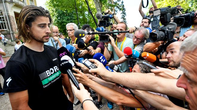 Tour de France : Arnaud Démare signe sa première victoire d'étape