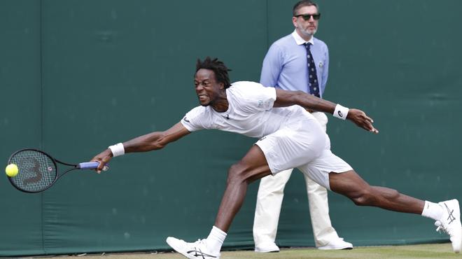 Djokovic et Federer en huitièmes de finale — Wimbledon