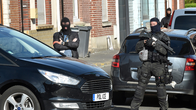 Un Français soupçonné de projeter un attentat, présenté à un juge antiterroriste