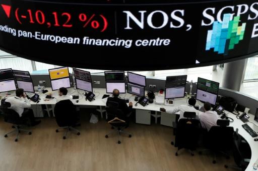 La Bourse de Paris en petite hausse à mi-séance
