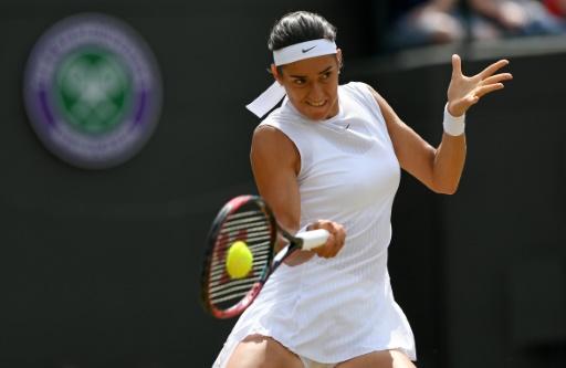 Wimbledon : Caroline Garcia et Benoît Paire éliminés en huitièmes de finale