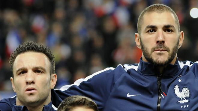 Affaire de la sextape : Benzema 1, Valbuena 0