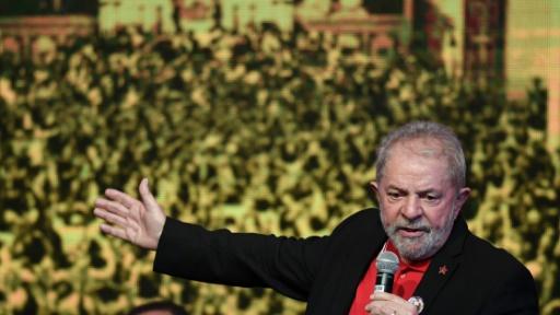 Brésil. L'ancien président Lula condamné