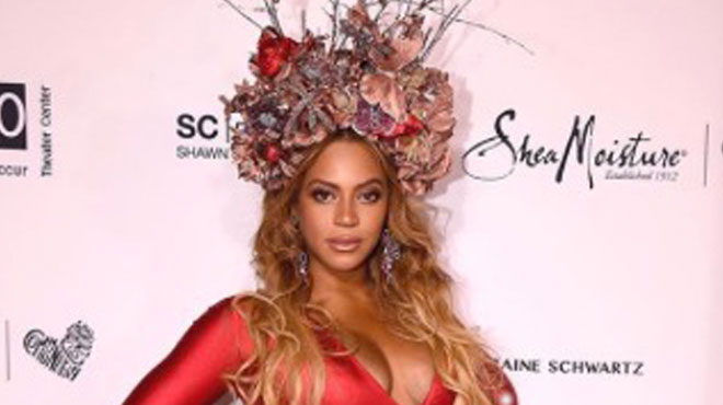 Vierge Beyoncé montre ses jumeaux (photo) sur Instagram