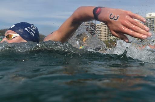 Mondiaux: Olivier en or sur le 5 km eau libre !