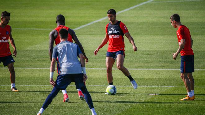 Le PSG part en stage aux USA sans trois de ses joueurs