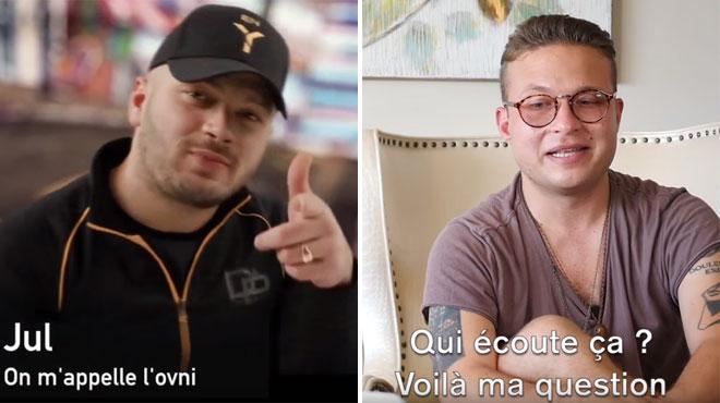 Des Américains découvrent le rap français et... Jul: voici leurs réactions (vidéo)