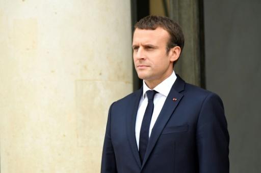 Emmanuel Macron appelle à une