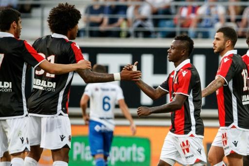 Ligue des champions: Nice-Ajax à guichets fermés