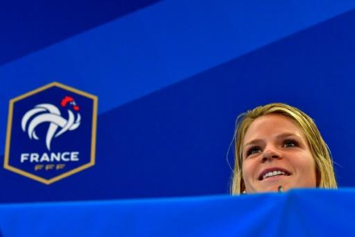 Bleues: Le Sommer, serial-buteuse attendue au tournant à l'Euro