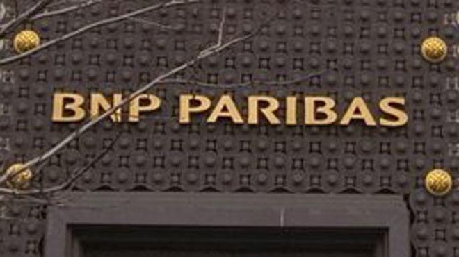 Amende de 246 millions de dollars pour BNP Paribas