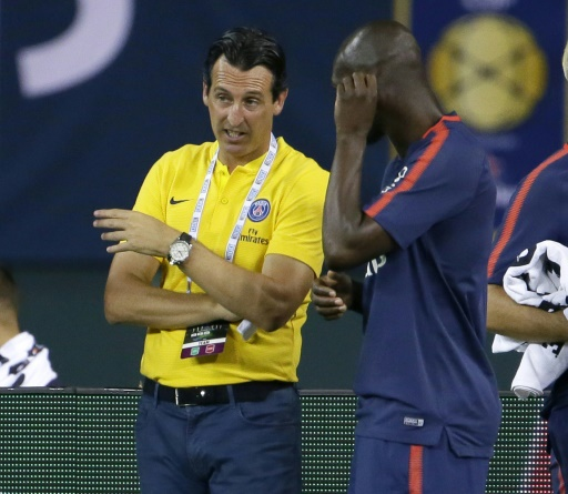 PSG : Aurier, Krychowiak... Emery fait le point