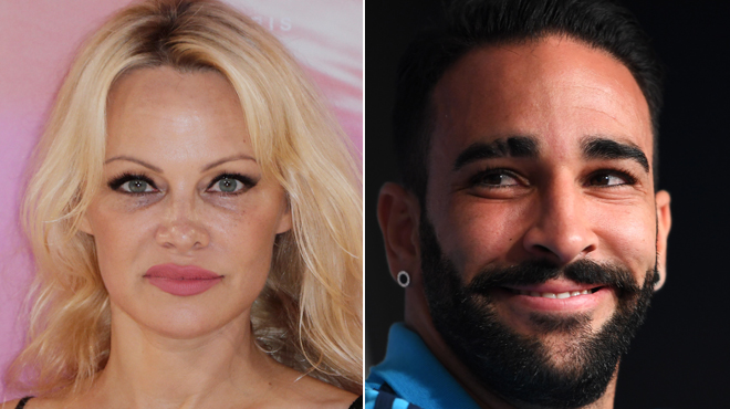 Who is Pamela Anderson's boyfriend Adil Rami, and how long ...