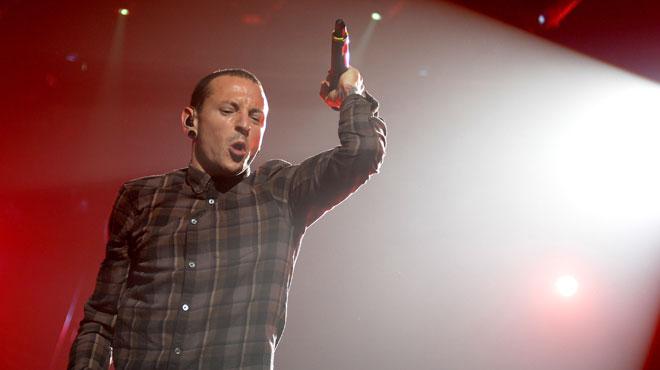 Le chanteur Chester Bennington est décédé — Linkin Park