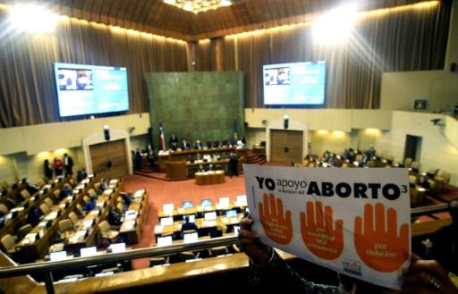 Chili : le Sénat ouvre une porte au retour de l'avortement
