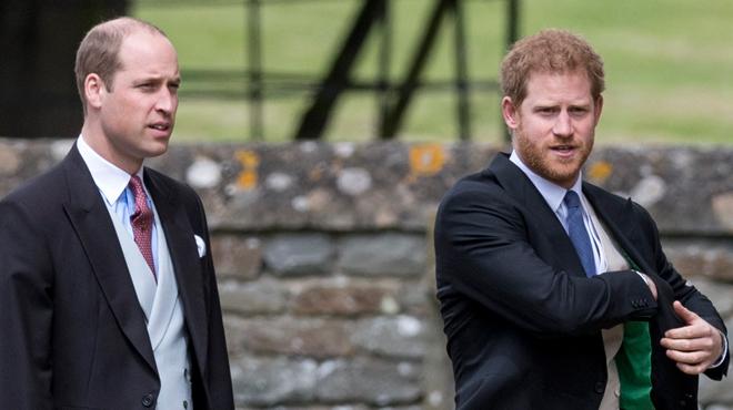 De nouvelles photos des princes William et Harry enfants dévoilées