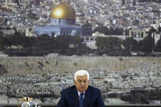 Jérusalem- les Palestiniens maintiennent le gel de la coopération avec Israël (Abbas)