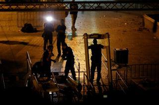 Jérusalem- Washington salue le retrait par Israël des détecteurs de métaux