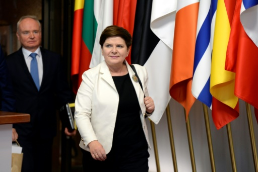 Bruxelles menace la Pologne d'une sanction sans précédent en raison d'une réforme de la justice controversée