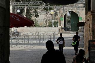 Esplanade des Mosquées- Israël n'a pas de leçon à recevoir d'Ankara
