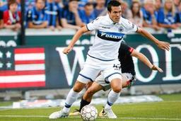 Ligue des Champions - Club Bruges: Ivan Leko compte sur Jérémy Perbet pour marquer des buts