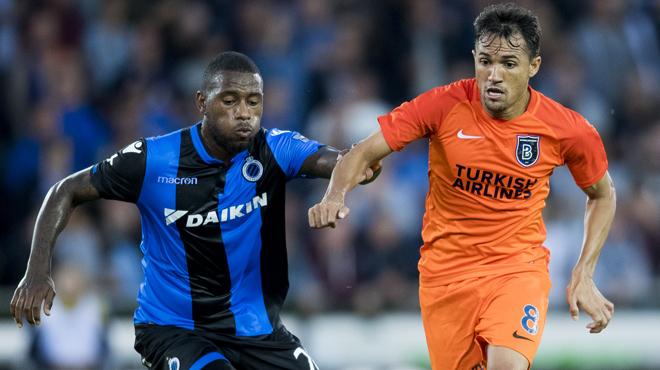 Match FOU entre le FC Bruges et Basaksehir en tour préliminaire de la Ligue des champions: les Blauw en Zwart limitent la casse