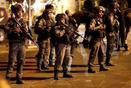 Conflit israélo-palestinien - Israël démonte de nouvelles installations de sécurité sur l'Esplanade des Mosquées