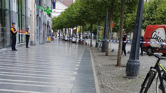 La Fnac de Liège évacuée suite à une alerte à la bombe