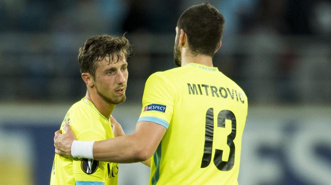 Préliminaires de l'Europa League: La Gantoise se fait surprendre face aux Autrichiens d'Altach