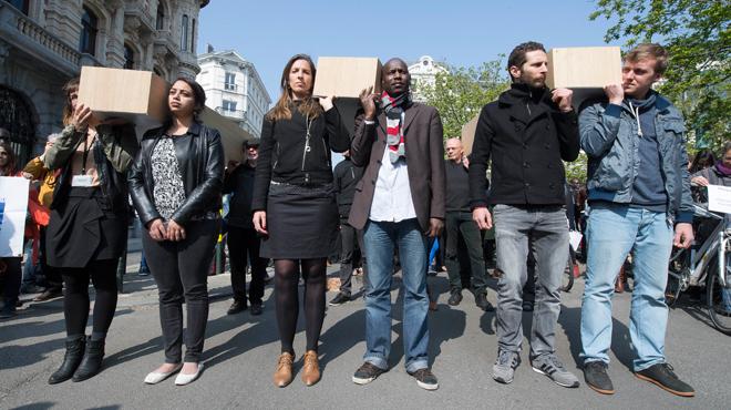 Omar, 17 ans, voulait rejoindre l'Angleterre: sa route s'est brutalement arrêtée à Bruxelles