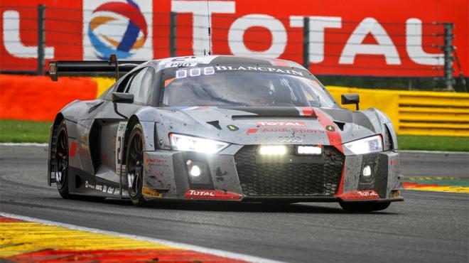 24 heures de Spa-Francorchamps: Audi remporte une course indécise jusque dans les derniers tours