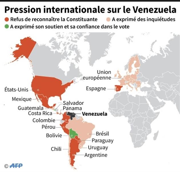 Un candidat à l'Assemblée constituante abattu (Photos) — Venezuela