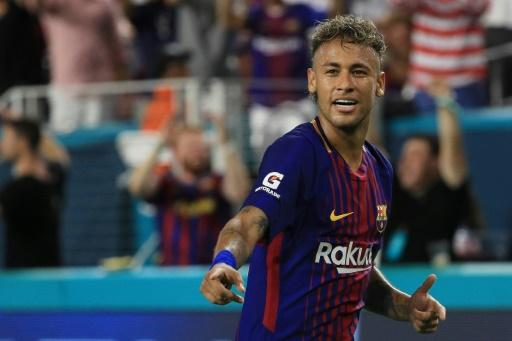 Neymar a signé un contrat de 5 ans avec le PSG