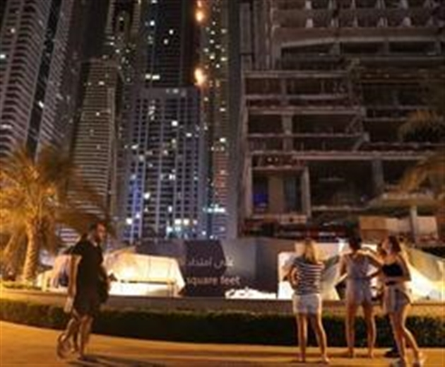 Un gratte-ciel s'embrase à Dubaï sans faire de victime