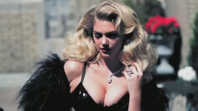 Kate Upton dévoile ses courbes dans un clip HOT pour Vogue (vidéo)