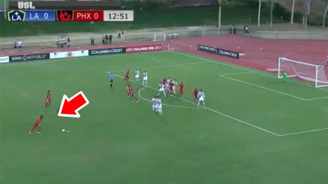 Didier Drogba envoie un missile avec Phoenix