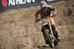 Championnat du monde de motocross - Grand Prix de Belgique - Jeffrey Herlings deux fois devant Antonio Cairoli à Lommel