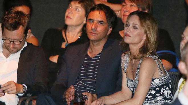 Vanessa Paradis et Samuel Benchetrit, leur première apparition en couple